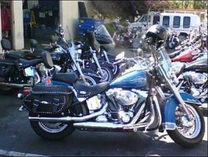 Renting A Harley Davidson Motorcycle Eaglerider